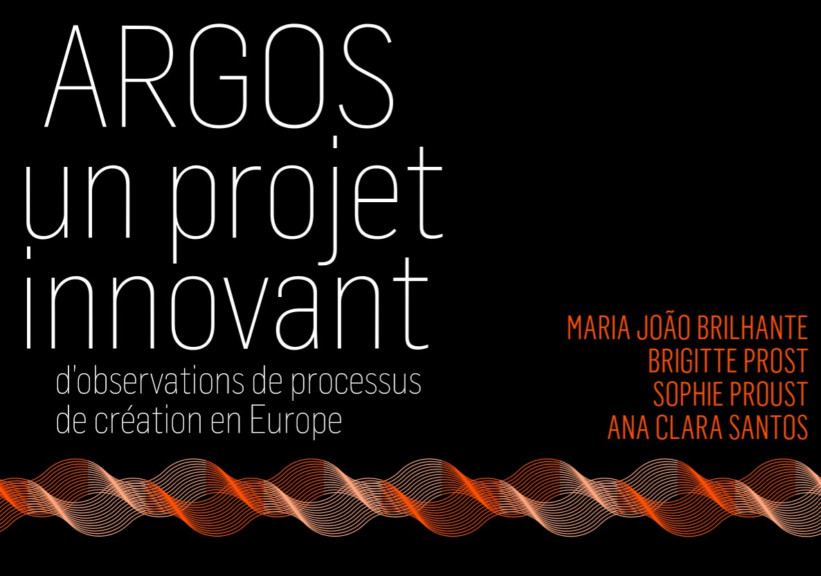 ARGOS in the European Journal of Theatre and Performance